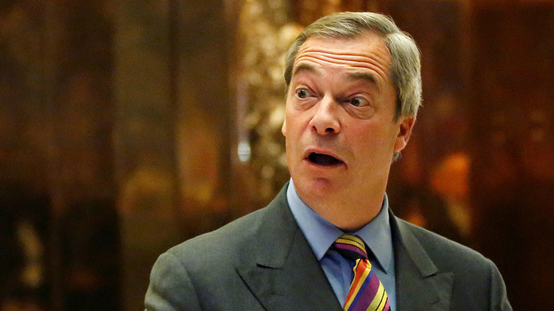 Nigel Farage's former UKIP aide faces 20yrs in US prison for dark web fraud
