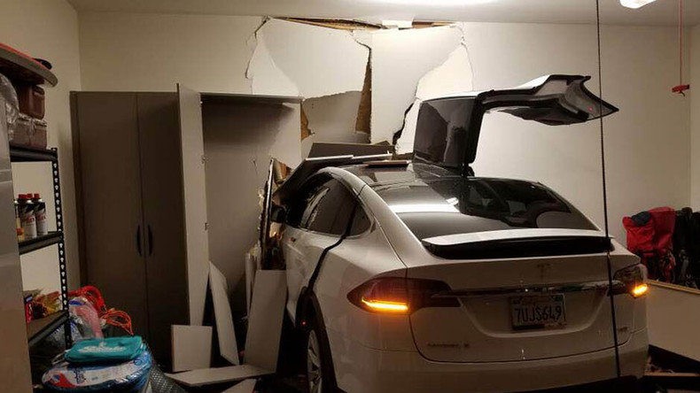 Tesla sued over claims of sudden acceleration in Model X