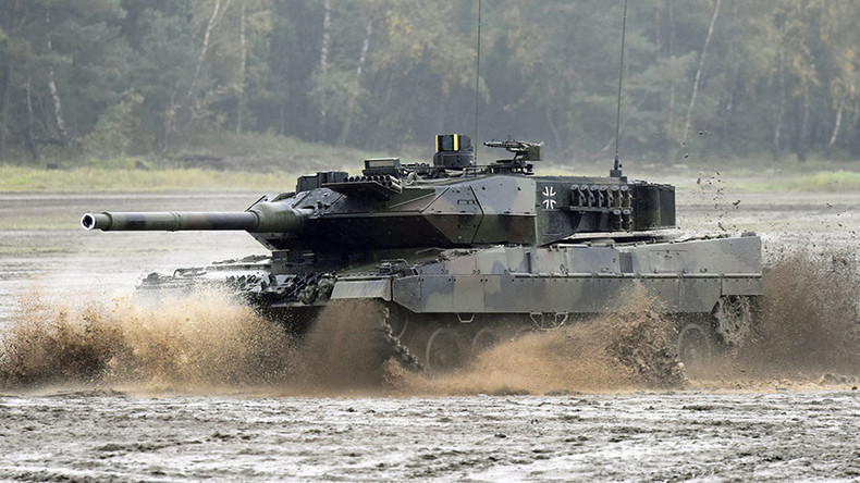 'We invented the tank!' British pride sank German arms deal
