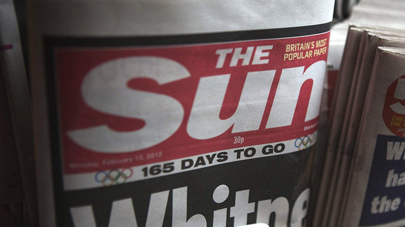 Press freedom shouldn't be left to a 'vindictive tycoon'... says Murdoch-owned newspaper