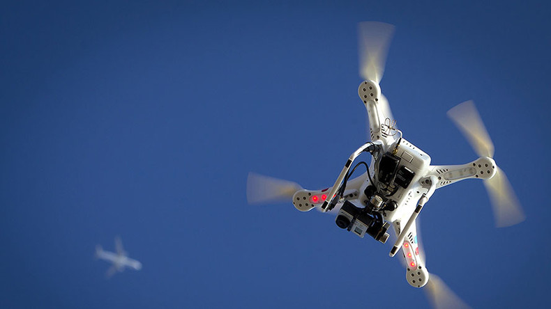 Drones in homes: 'Flying cameras' map security threats, warn homeowners