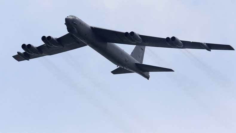 B-52 loses engine over North Dakota