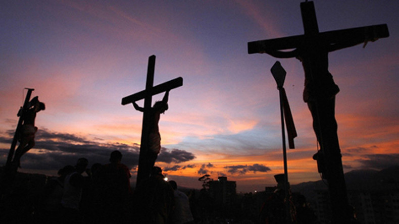 Christ's crucifixion might be 'too distressing' for some UK university students