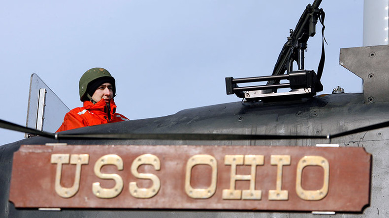 Pentagon approves $128 billion nuclear submarine project as Obama leaves office