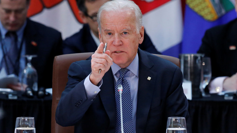 'Grow up, Donald': Biden slams Trump for Twitter tirades & attacks on US intelligence