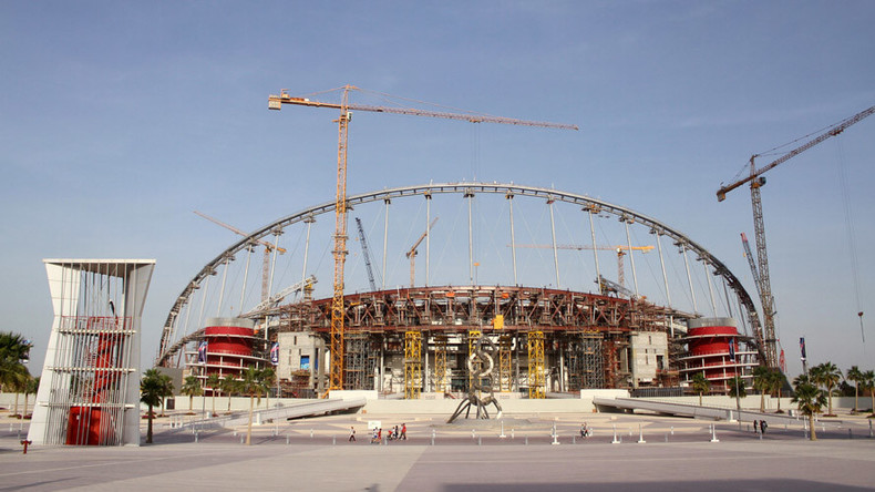 Swiss court rejects lawsuit against FIFA over alleged Qatar cup labor violations