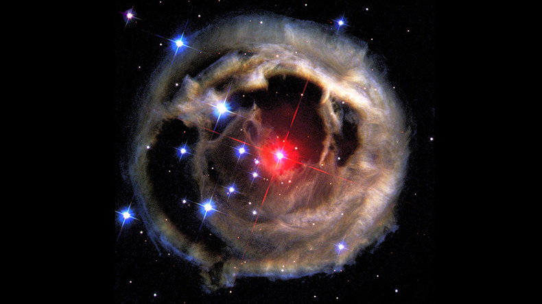 A star is born: Explosive creation of new star visible by naked eye in 2022 (VIDEO)