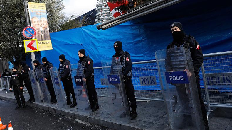 Turkish media name perpetrator of NYE nightclub massacre