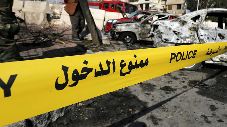 5 killed, 15 injured in bomb blast near Damascus – state media