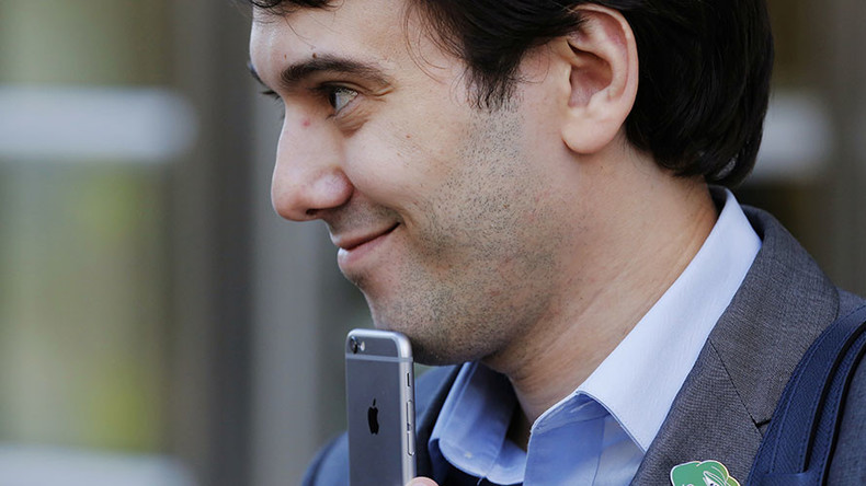 Martin Shkreli's Twitter, Periscope accounts suspended following reports of harassment