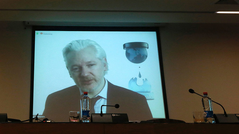 'Not an intelligence report': WikiLeaks editor Julian Assange slams ODNI
