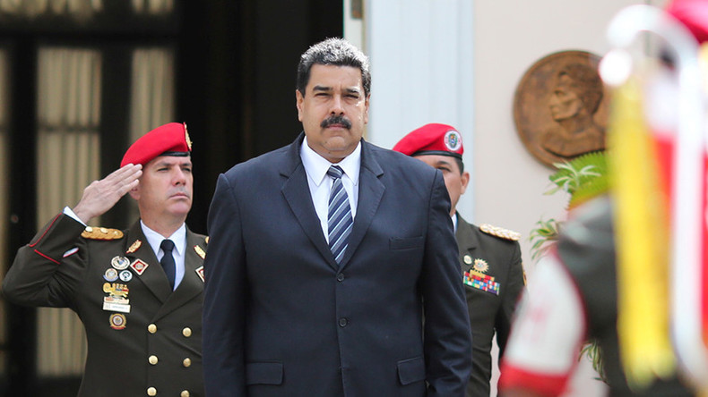 Venezuelan court overrides opposition parliament's 'impeachment' of President Maduro