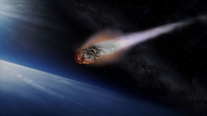 'Very quickly, very nearby': Jumbo asteroid has close shave with Earth