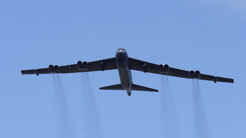 US B-52 bombed Idlib, Syria, killing over 20 civilians – Russian MoD