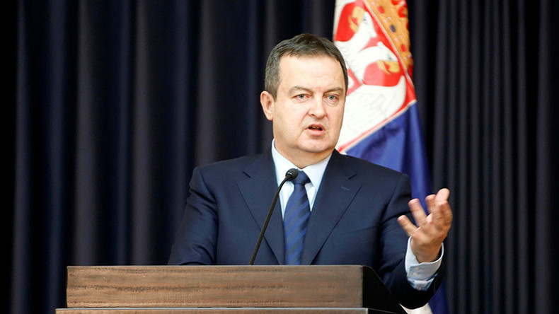 Albania's diaspora plans to seize Serbian mission in US or Europe – Serbia's foreign minister