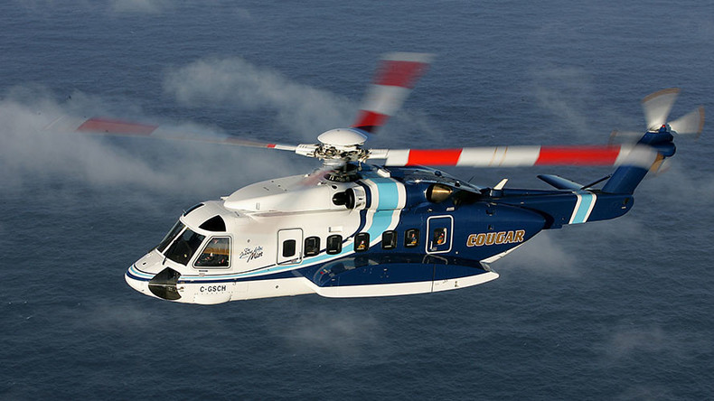 Lockheed Martin's Sikorsky grounds all S-92 helicopters following accident