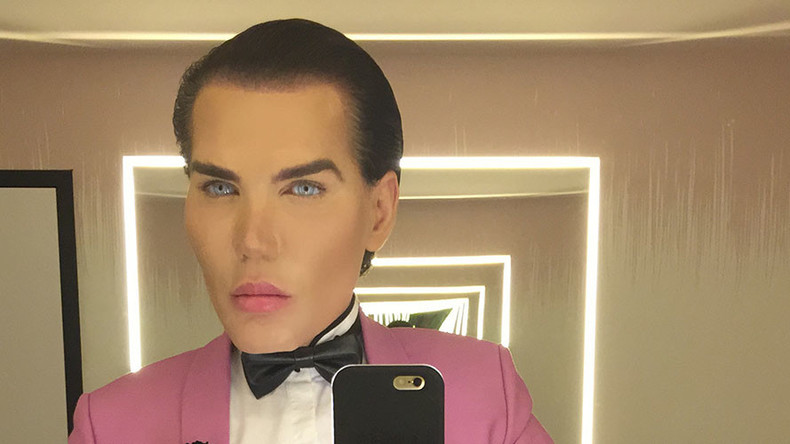'Human Ken doll' piles on pounds to use back & hip fat for 'peachy' new bum