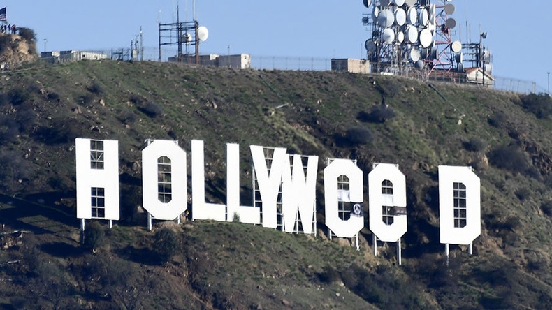 'Hollyweed' prankster turns himself in, brands stunt 'a tribute'