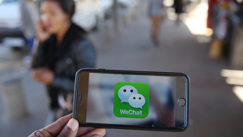 China's largest social network launches alternative to Apple App Store