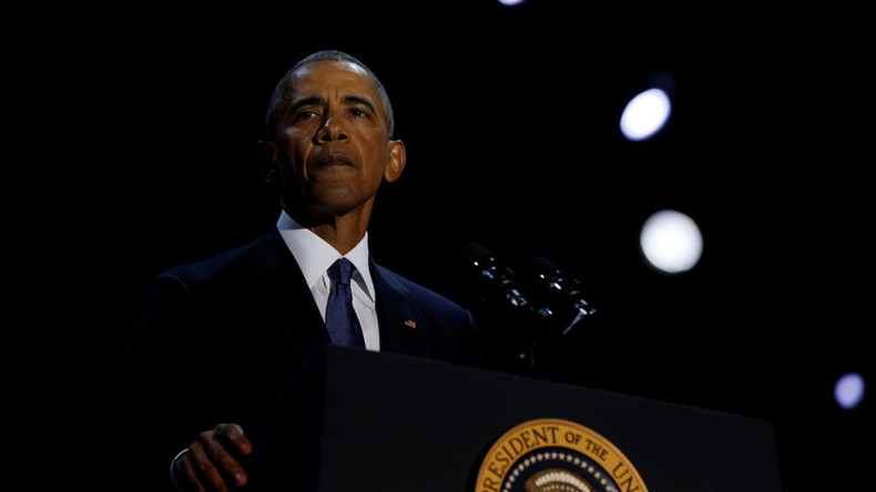 Farewell, Obama: You talked a better game than you played