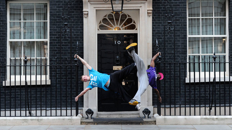 Parkour is an actual sport, says Britain