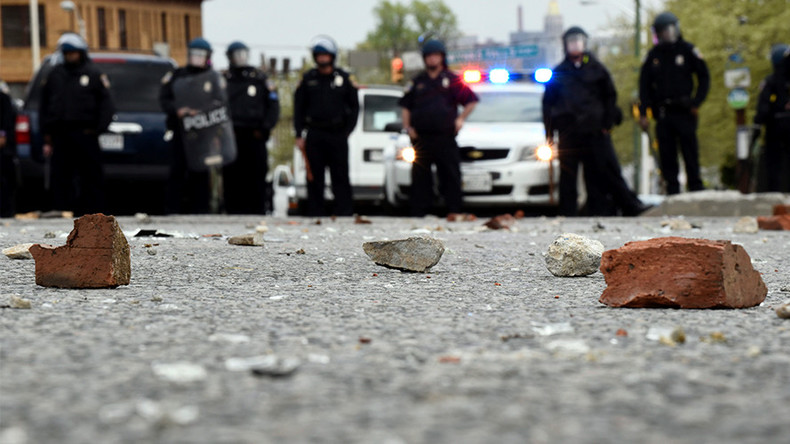Baltimore reaches agreement with DOJ over police reforms - mayor's office