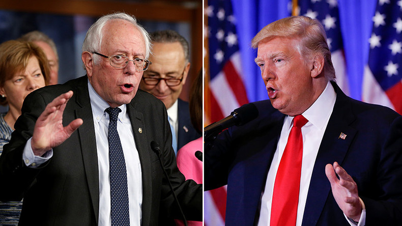 'Trump is right': Bernie Sanders hopes to make drug pricing deal with president-elect