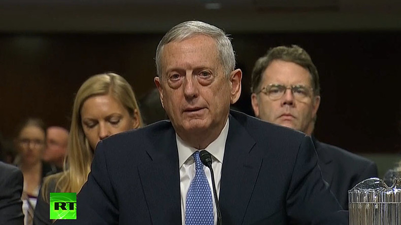 Russia, terrorists & China threaten world order, US 'ready to engage' - Mattis