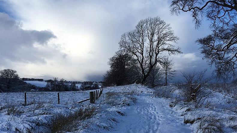 Thundersnow warnings enthrall internet as UK & Ireland brace for Arctic blast