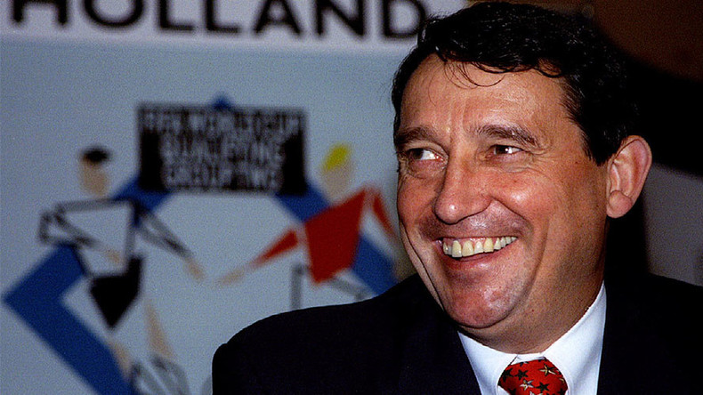 Iconic former England football manager Graham Taylor dies aged 72