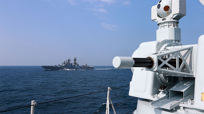 New Chinese recon ship 'matched only by Russia and the US'