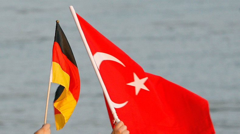 Germany's biggest Turkish Islamic network admits some imams spied for Ankara