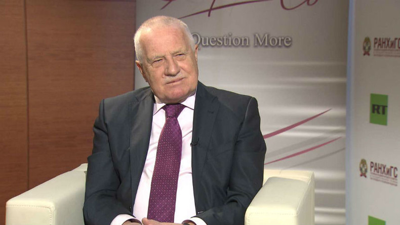 Vaclav Klaus Mladsi News: Breakup Of EU Could Be Chance To Save Europe