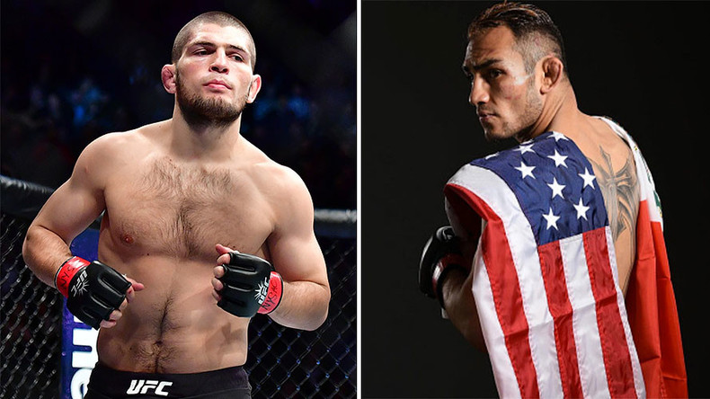 Khabib Nurmagomedov vs Tony Ferguson fight is confirmed for UFC 209