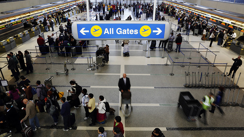 Airport nightmare: Water main break shuts down LAX terminal bathrooms, drinking fountains
