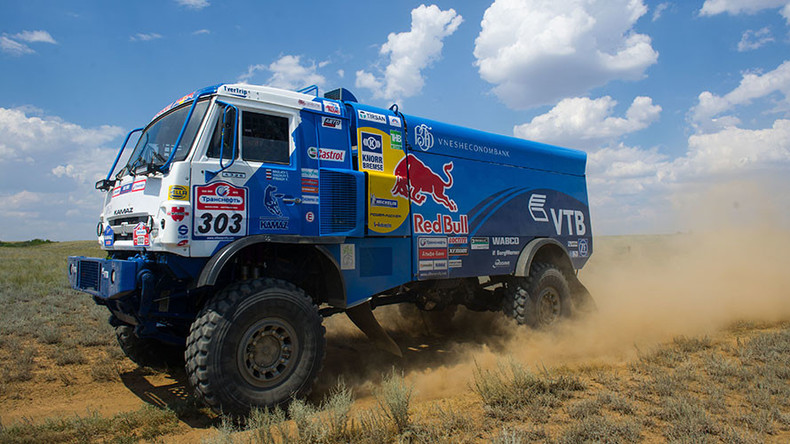 Russians claim truck & quad titles in Dakar 2017 rally