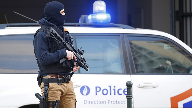 Belgian police release 3 people detained in Brussels anti-terror raid – prosecutor's office