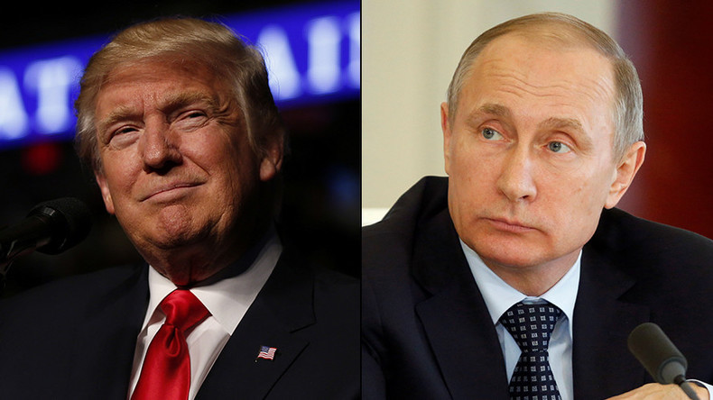 Kremlin & Trump press sec deny Putin-Trump meeting planned in Reykjavik