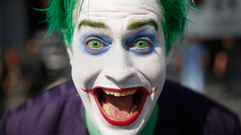 Trumpster strikes again: Mark Hamill's Joker reads Trump twitter rant at Meryl Streep