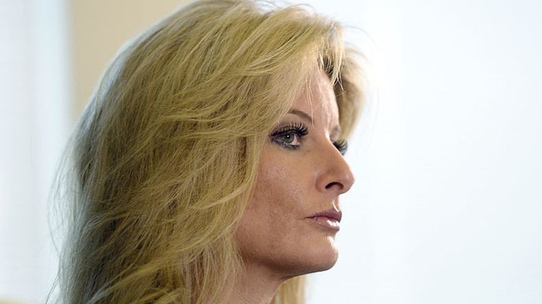 Former 'Apprentice' contestant sues Trump for defamation, claims sexual harassment