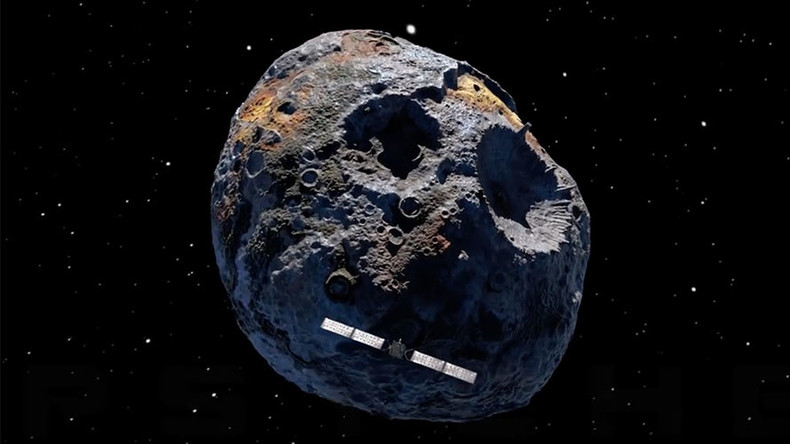 'Low-hanging fruit of the solar system': NASA asteroid missions may be worth trillions (VIDEO)