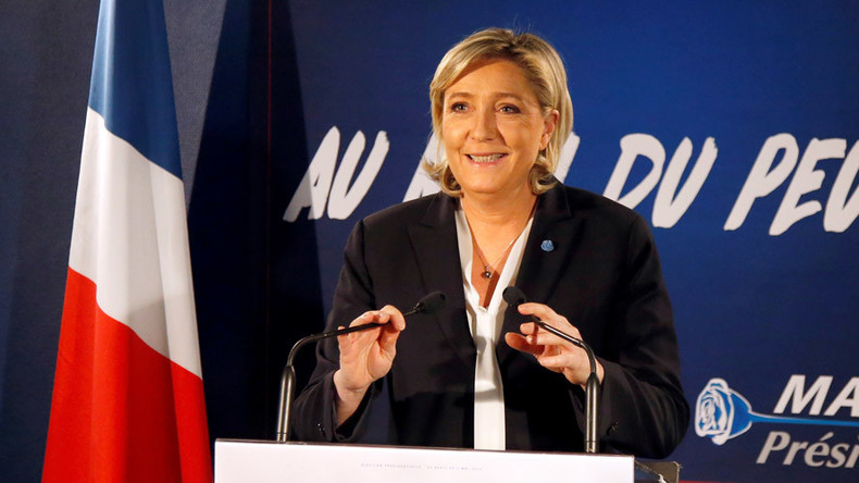 Crimeans invite Marine Le Pen to visit peninsula