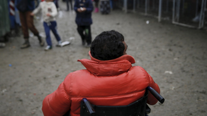'Deplorable': Disabled refugees 'overlooked' and 'underserved' in Greece – HRW