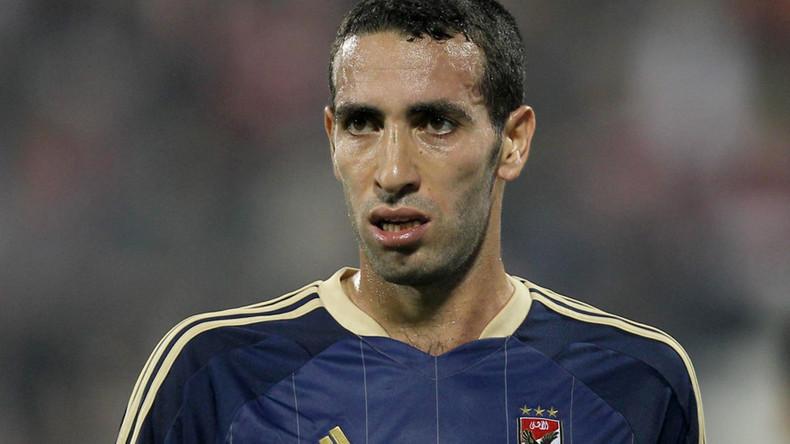 Egypt adds ex-international footballer Mohamed Aboutrika to terrorist list