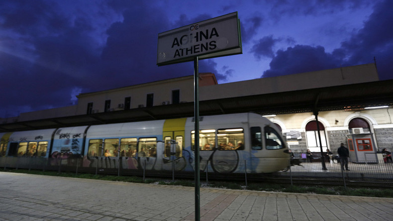 Greece sells its national railway operator to Italy