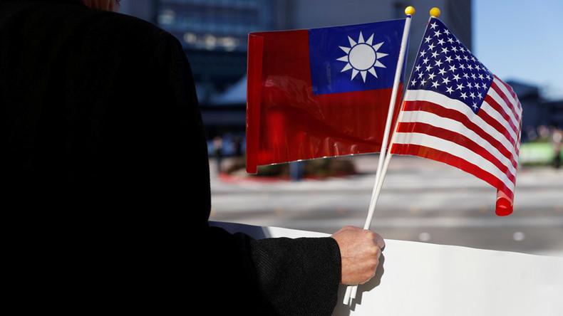 'No way:' China urges US to forbid Taiwan delegation from attending Trump inauguration
