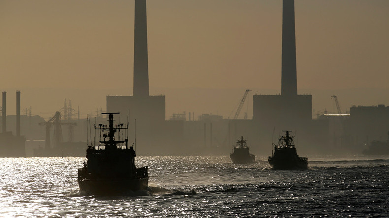 Israel bolsters maritime defense in offshore oil and gas zone