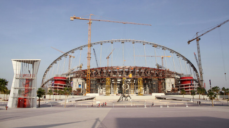 Briton dies working on 2022 World Cup stadium in Qatar