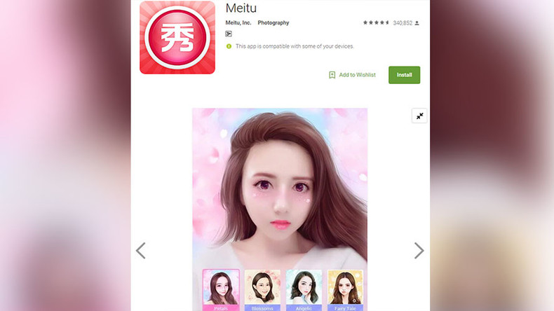Chinese selfie app raises red flags with security researchers over privacy concerns