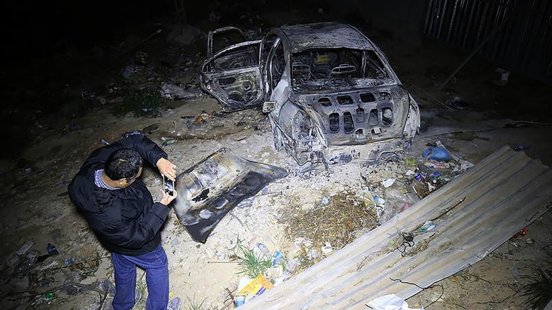 Car bomb rocks Tripoli near Italian embassy, 2 dead (VIDEO)